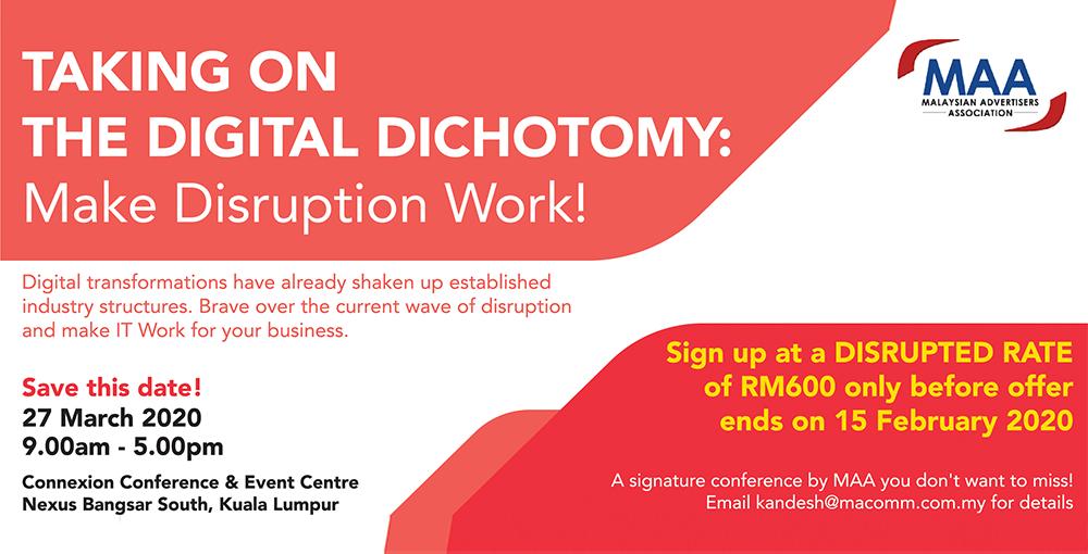 MAA Digital Dichotomy