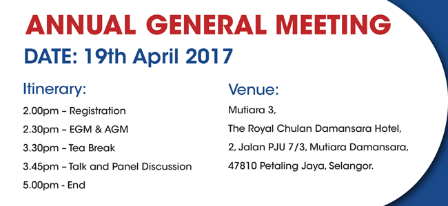 MAA Annual General Meeting