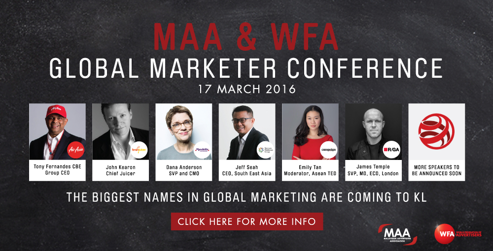 MAA & WFA Global Marketer Conference