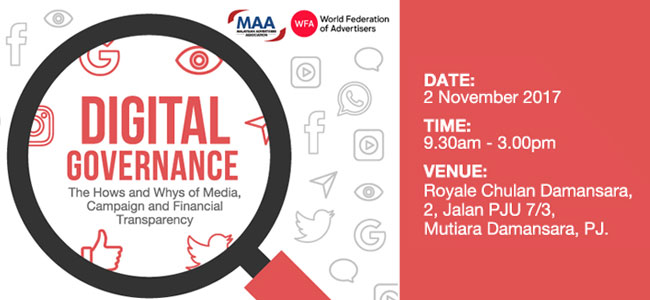 MAA/WFA Interactive Workshop: Digital Governance